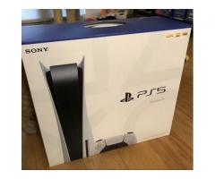 Sony PlayStation 5 Console PS5 إصدار قرص BUNDLE !!! شحن سريع!
