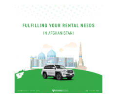 Fulfilling Your Rental Needs in Afghanistan