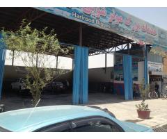 Car wash center